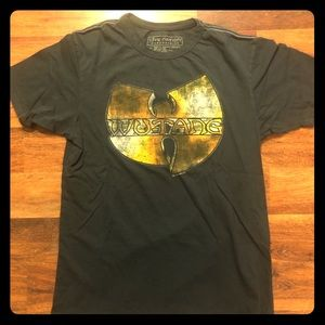 Wu Tang Clan 2-sided Underground Tour merch